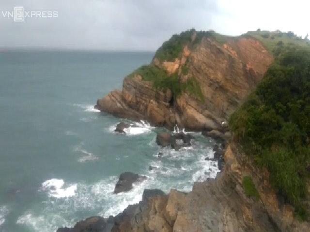 VideoBãi đá Móng Rồng 'độc nhất vô nhị' vịnh Bắc Bộ