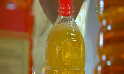 Quy trình làm dầu lạc, dầu vừng không dùng chất bảo quản