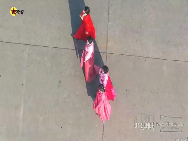 Cuộc sống muôn màu ở Triều Tiên qua ống kính du khách phương Tây
