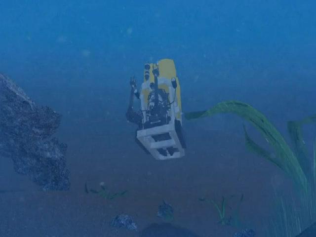 Tìm thấy xác tàu chiến Mỹ vùi dưới đáy Thái Bình Dương