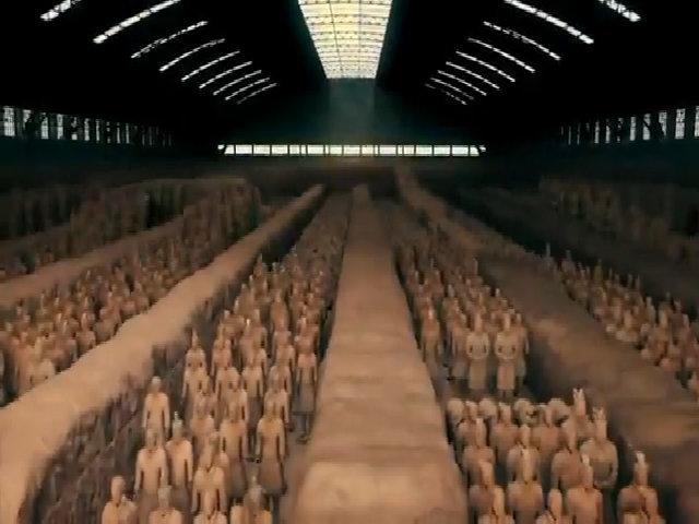 Đội quân đất nung của Tần Thủy Hoàng được chế tác thế nào?