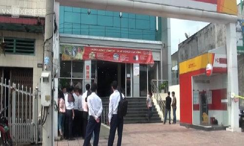 Tên cướp ngân hàng ở Đồng Nai gây án như thế nào?