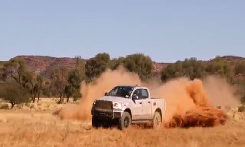 Ford Ranger Raptor -