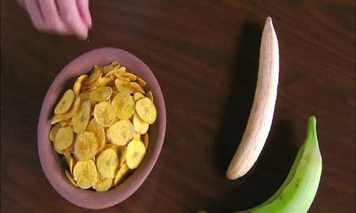 Dây chuyền sản xuất 23 tấn snack chuối một ngày