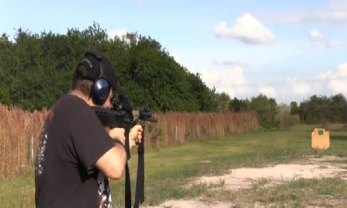 Tay súng ở Las Vegas lắp báng liên thanh cho 12 khẩu súng