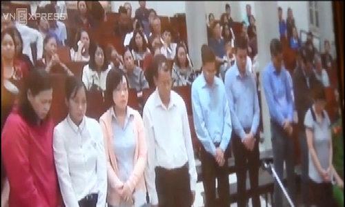 Nhiều bị hại 'sốc' khi tòa tuyên cựu đại biểu Thu Nga phải đền tiền