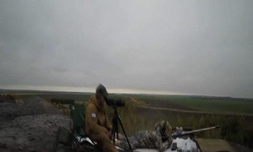 Xạ thủ Nga bắn trúng mục tiêu từ khoảng cách hơn 4 km