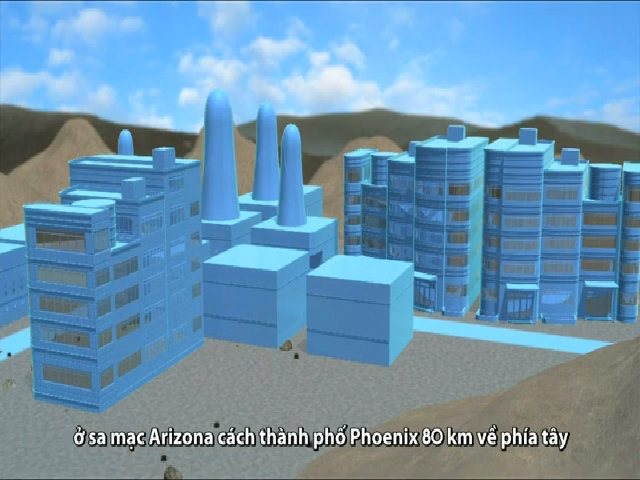 Tỷ phú Bill Gates xây thành phố thông minh giữa sa mạc