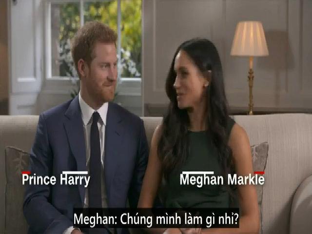 Hoàng tử Harry kể chuyện cầu hôn diễn viên Mỹ