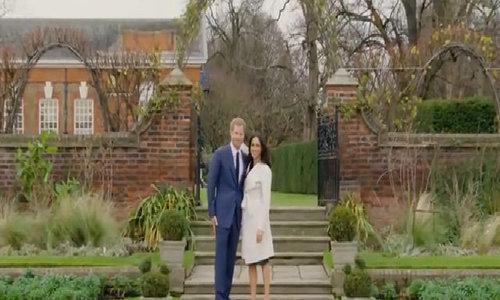 Hoàng tử Harry mất nửa năm để thiết kế nhẫn kim cương tặng hôn thê