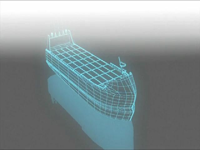Na Uy phát triển tàu container không người lái chạy điện