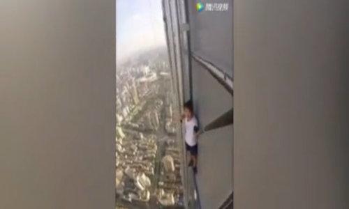 Chàng trai Trung Quốc thiệt mạng vì đam mê độ cao