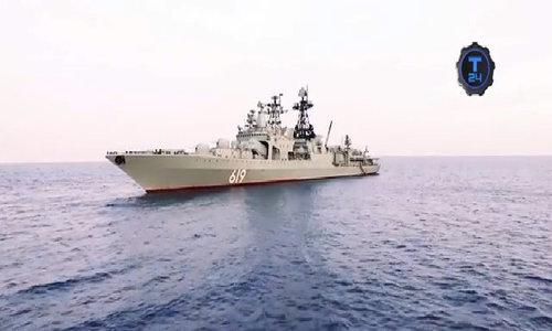 Khu trục hạm săn ngầm Nga khiến tàu ngầm phương Tây lo ngại