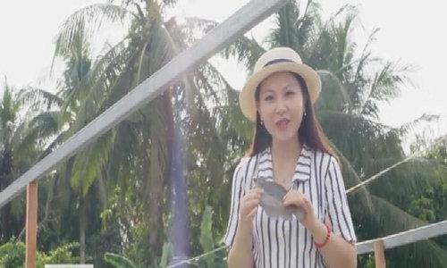 Đặc sản cá bổi khô của rừng U Minh