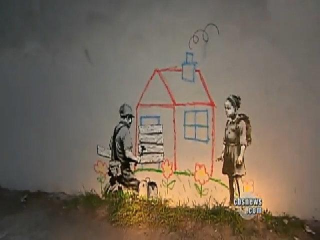 Nghệ sĩ 'vẽ bậy' những tác phẩm đường phố trị giá triệu đô