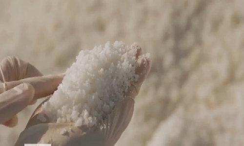 5 công đoạn chế biến muối của người Bạc Liêu