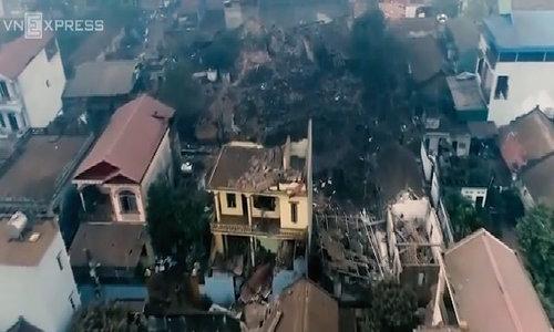 Nạn nhân vụ nổ ở Bắc Ninh: 'Kinh hoàng như trải qua trận bom'
