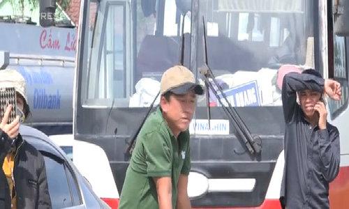 Trạm BOT ở Khánh Hòa liên tục xả trạm