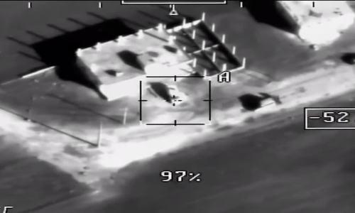 Đạn pháo Kranopol đánh trúng nhóm phiến quân Syria