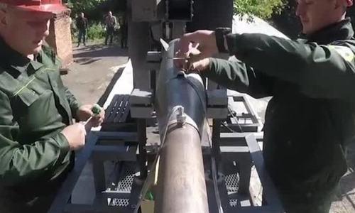 Ukraine phát triển tên lửa siêu nhanh gấp 5 lần vận tốc âm thanh
