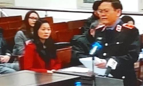 Clip VKS đối đáp hành vi tham ô của ông Trịnh Xuân Thanh