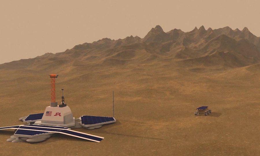 Nhìn lại hành trình hơn 5 thập kỷ khám phá sao Hỏa