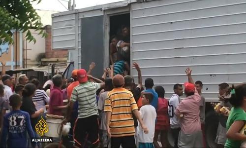 Những người phải chọn đi cướp hoặc chết đói ở Venezuela