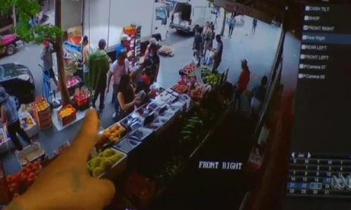 Hình ảnh nghi phạm bắn chết luật sư gốc Việt ở Sydney