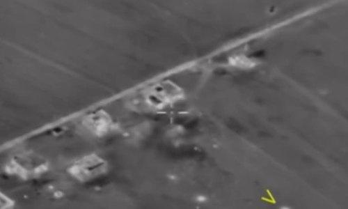 Nga không kích phiến quân, đáp trả vụ rơi Su-25