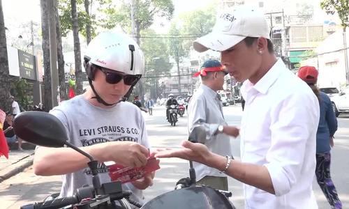 Vé giao lưu U23 Việt Nam ở chợ đen