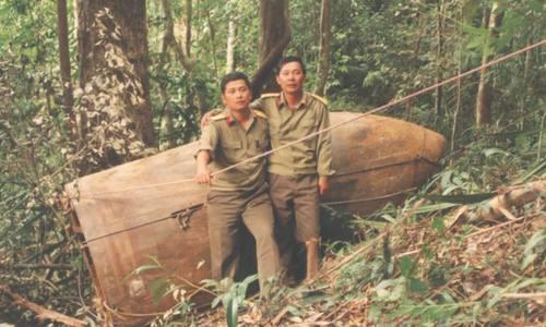 15 ngày trong rừng sâu gỡ quả bom to nhất Đông dương