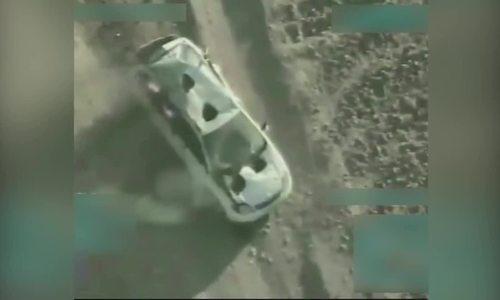 Cường kích A-10 Mỹ nã pháo xuyên thủng xe quân sự Taliban