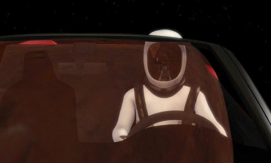 Xe điện của Elon Musk có thể đâm xuống Trái Đất
