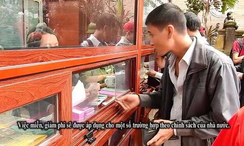 Đi lễ chùa ở Yên Tử phải nộp phí, người dân phản đối