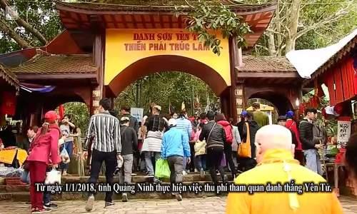 Tại sao đi lễ chùa Yên Tử phải mua vé?