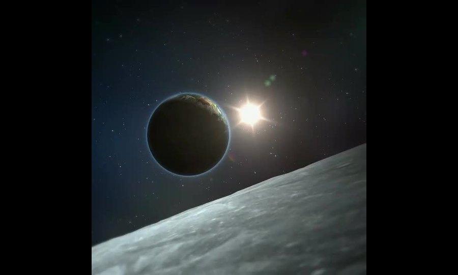 Thảm cảnh của Trái Đất khi Mặt Trời biến mất