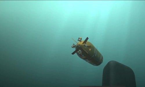 Tướng Nga khoe tàu ngầm không người lái 'bất khả chiến bại'