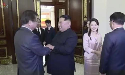 Triều Tiên tiếp đón phái đoàn Hàn Quốc như thế nào