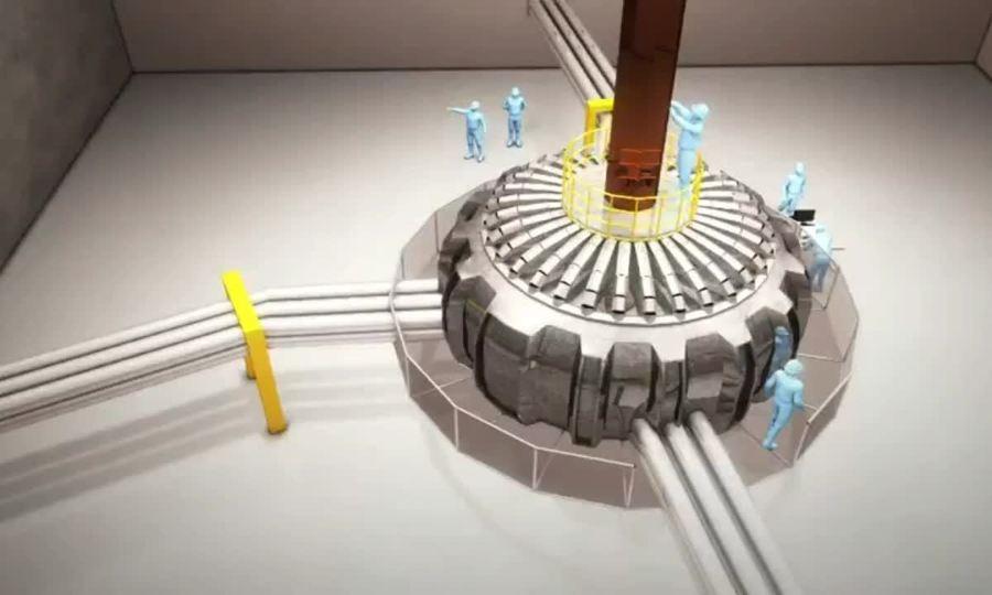 Lò phản ứng nhiệt hạch có thể thành hiện thực trong 15 năm