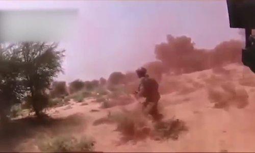 Đặc nhiệm Mỹ diệt 11 phiến quân IS báo thù đồng đội bị phục kích ở Niger
