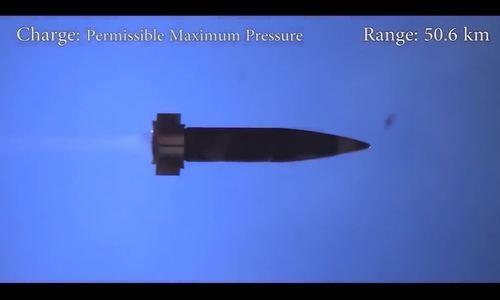 Đạn pháo thông minh M982 Excalibur bắn thử
