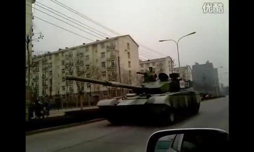 Xe tăng chủ lực Type-99 Trung Quốc