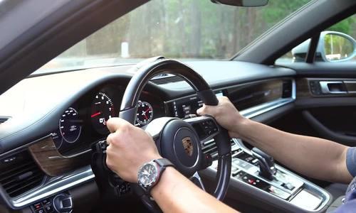 Hướng dẫn tư thế ngồi lái xe