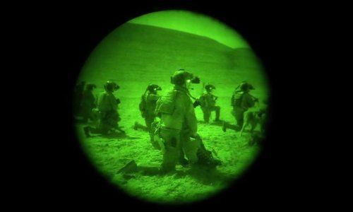 Mỹ tung video diệt chỉ huy IS tại Afghanistan giữa ban đêm