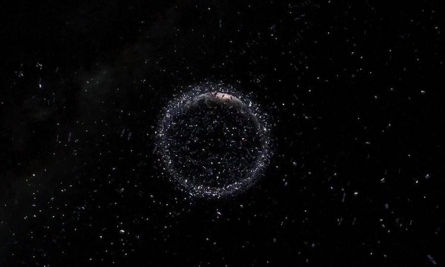 Hiểm họa từ hàng triệu mảnh rác vũ trụ