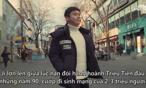 Những cậu bé Triều Tiên chia lìa gia đình, một mình đào tẩu sang Hàn Quốc