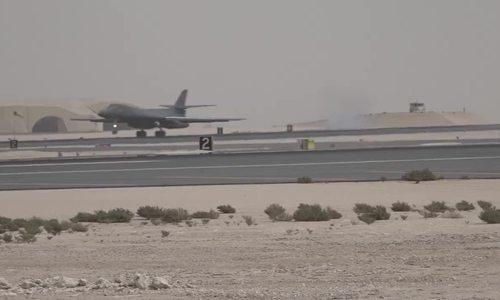 Mỹ điều oanh tạc cơ B-1B đến Trung Đông không kích IS