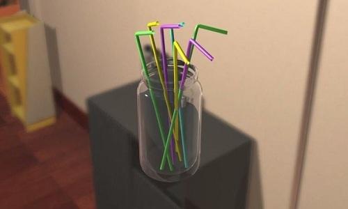 Nguy cơ ô nhiễm môi trường từ ống hút nhựa