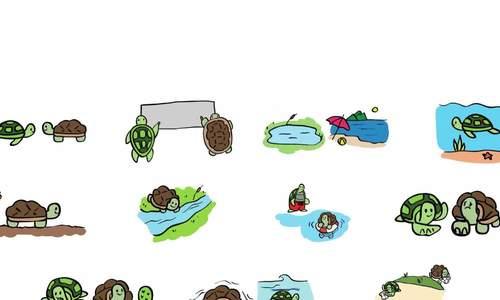 Phân biệt cách dùng 'turtle' và 'tortoise' trong tiếng Anh