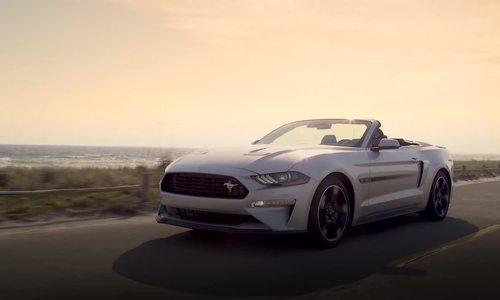 Ford mang California Special trở lại thị trường